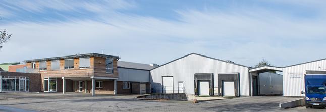Ährenfeld - Verwaltung & Produktionsstätte
