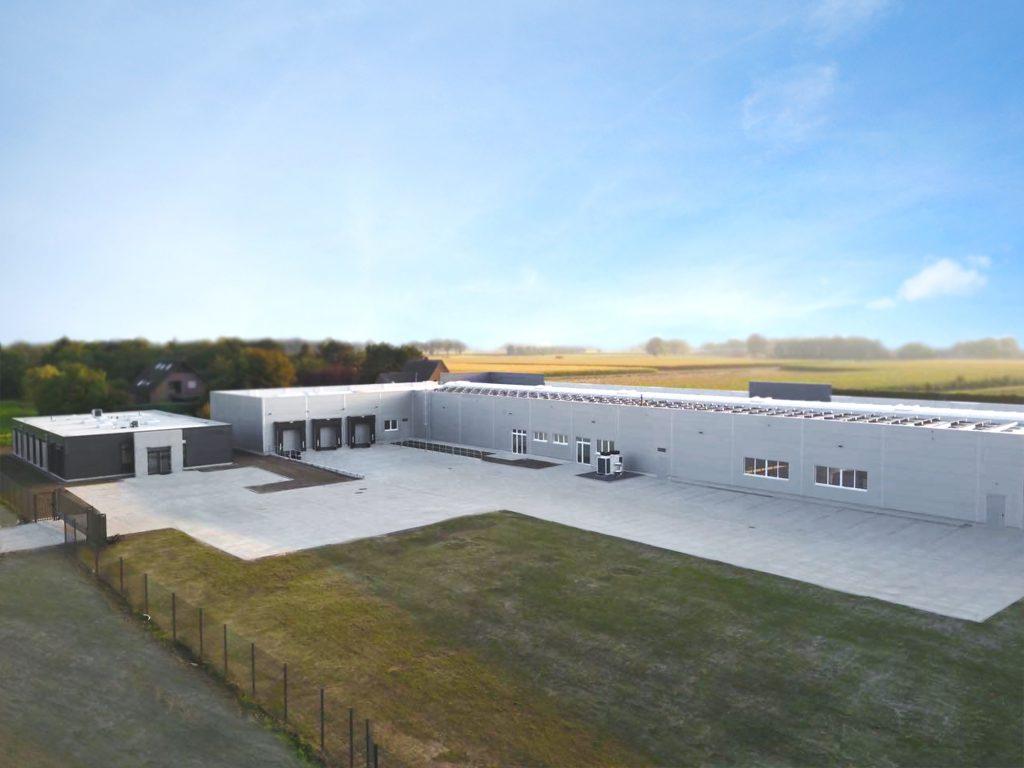 Roringskamp - Verwaltung & Produktionsstätte